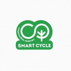 organic shop smart cycle logo