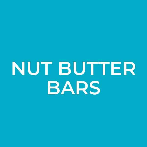 nut butter bars