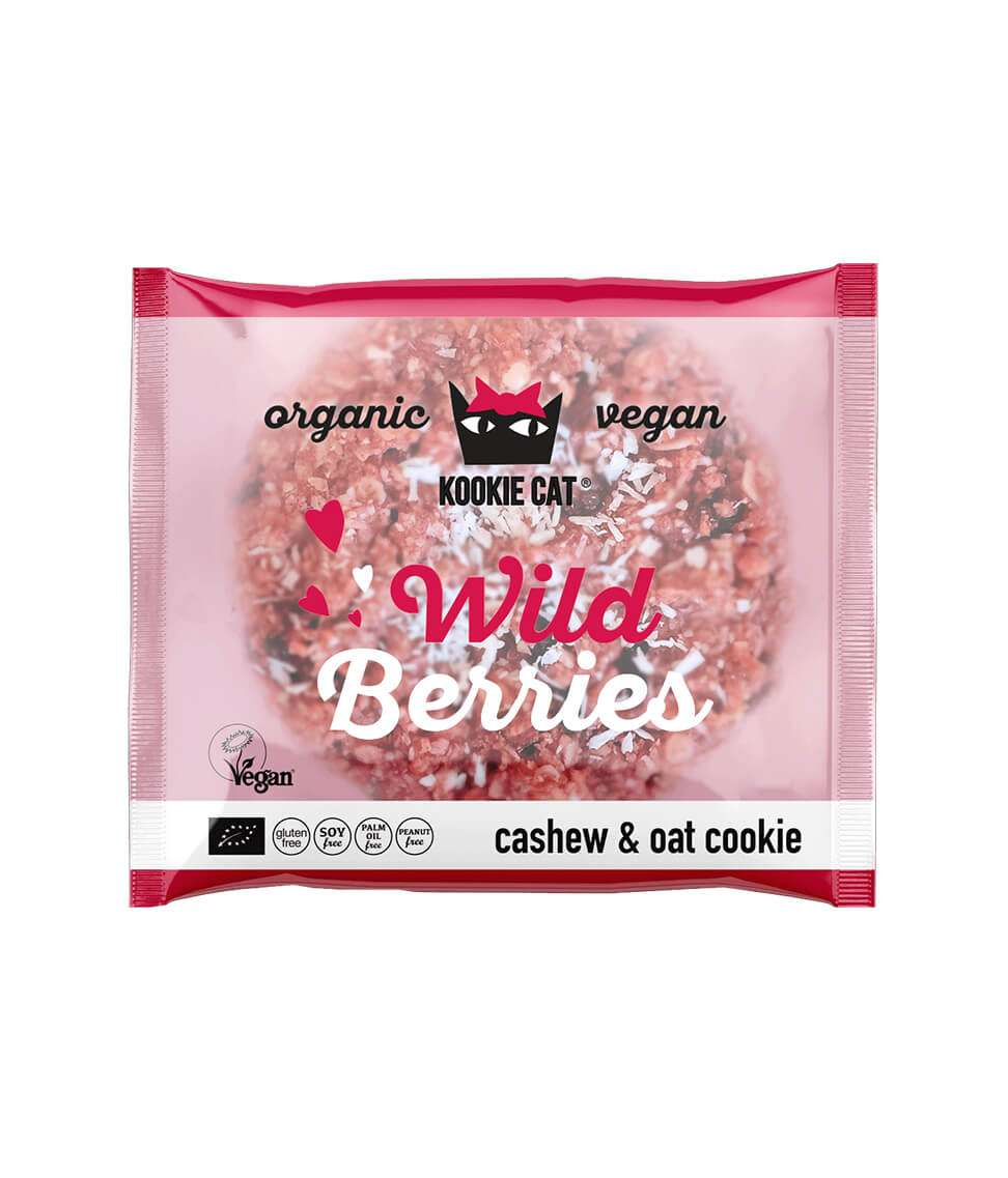 Wild Berries Cookie