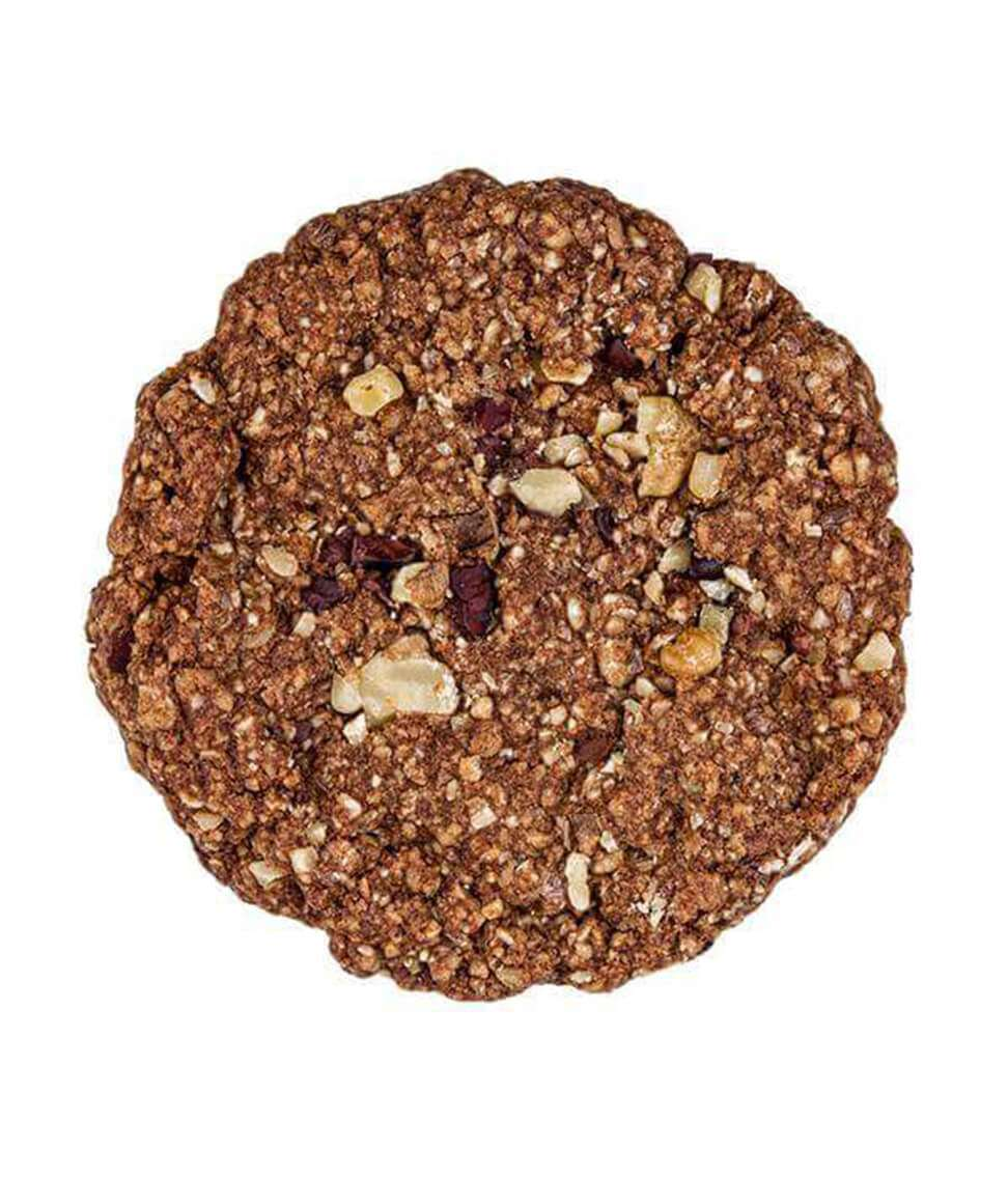 Cacao nibs and walnut Cookie