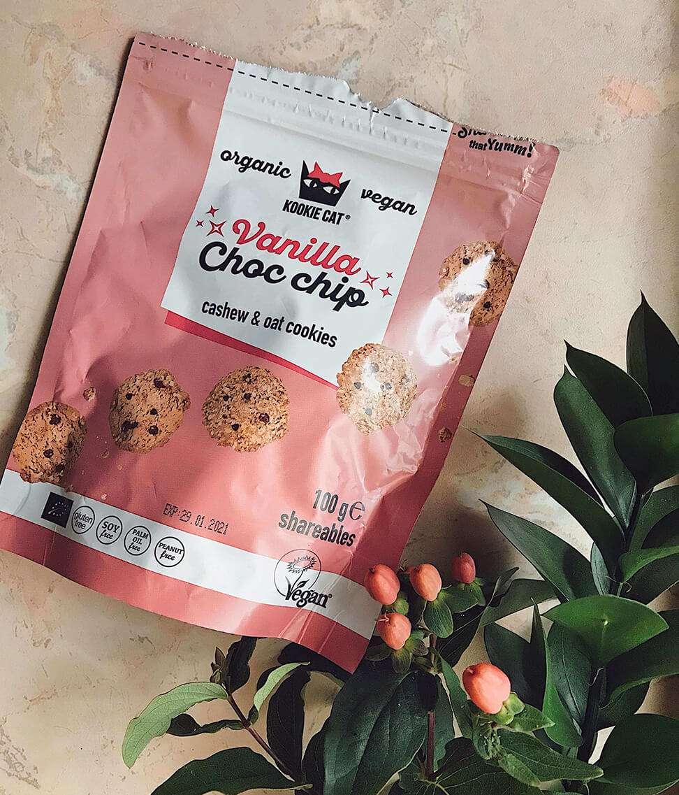 Mini cookies Shareables Vanilla Choc Chip
